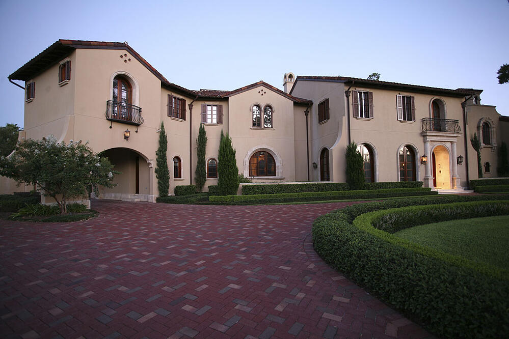 spanish mission home architecture builder