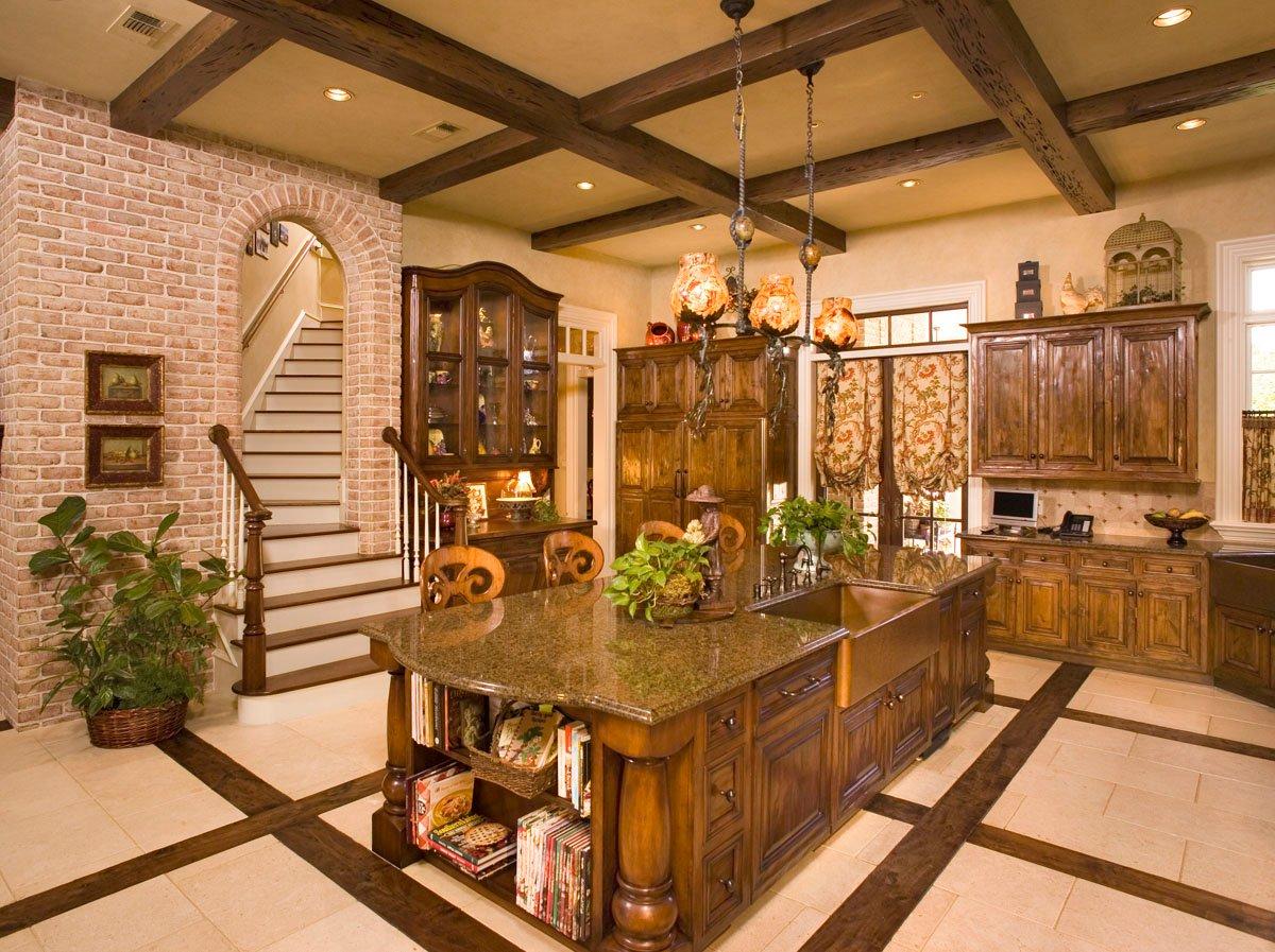 greek revival kitchen design