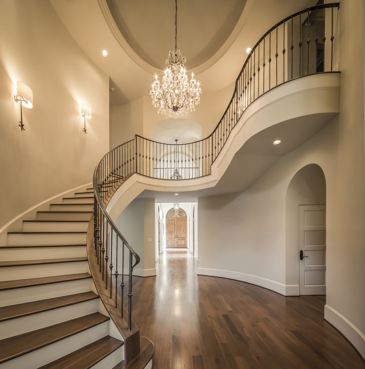 houston custom staircase