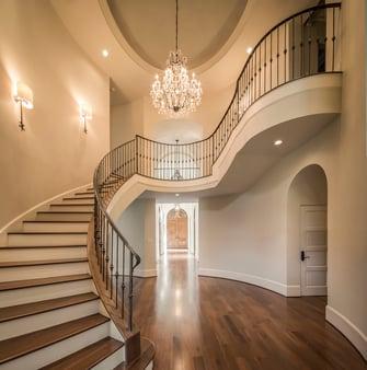 houston custom staircase
