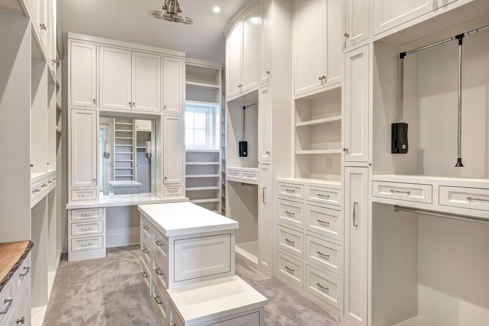 leed platinum closet