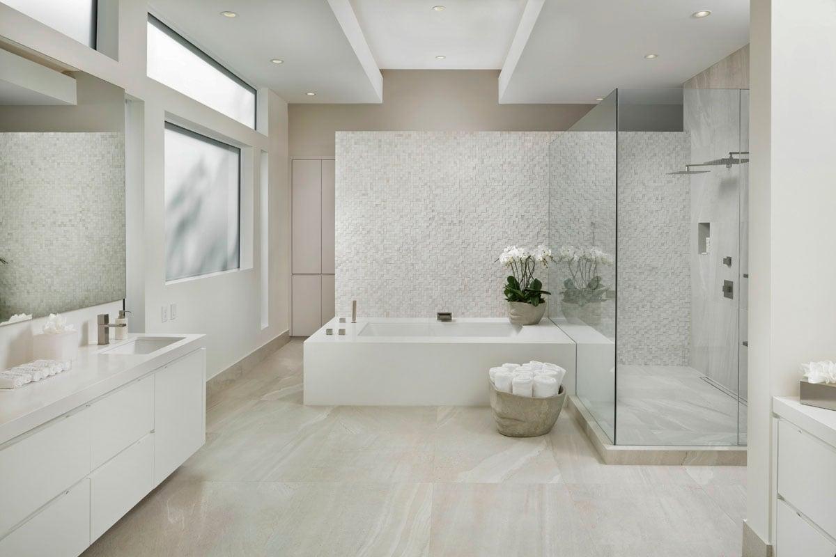 custom tanglewood modern bathroom