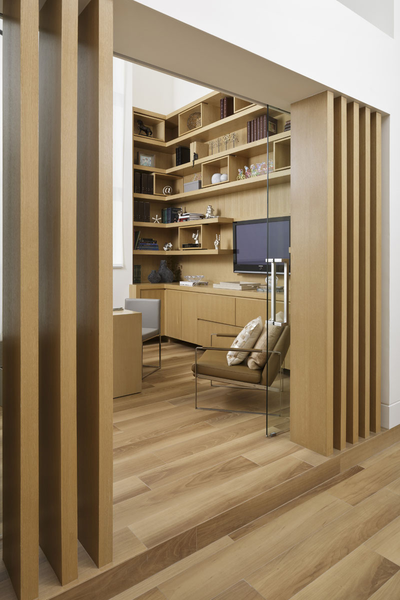 custom tanglewood modern office