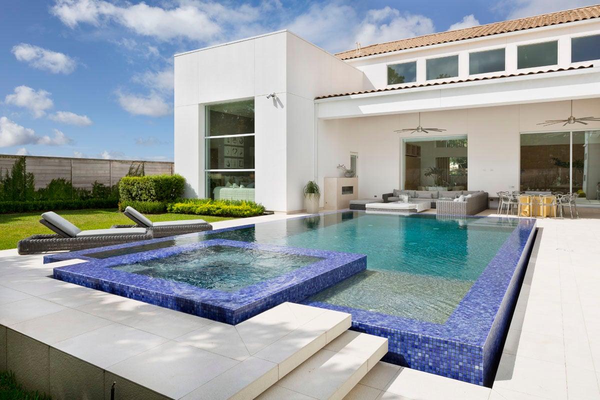 custom tanglewood modern pool