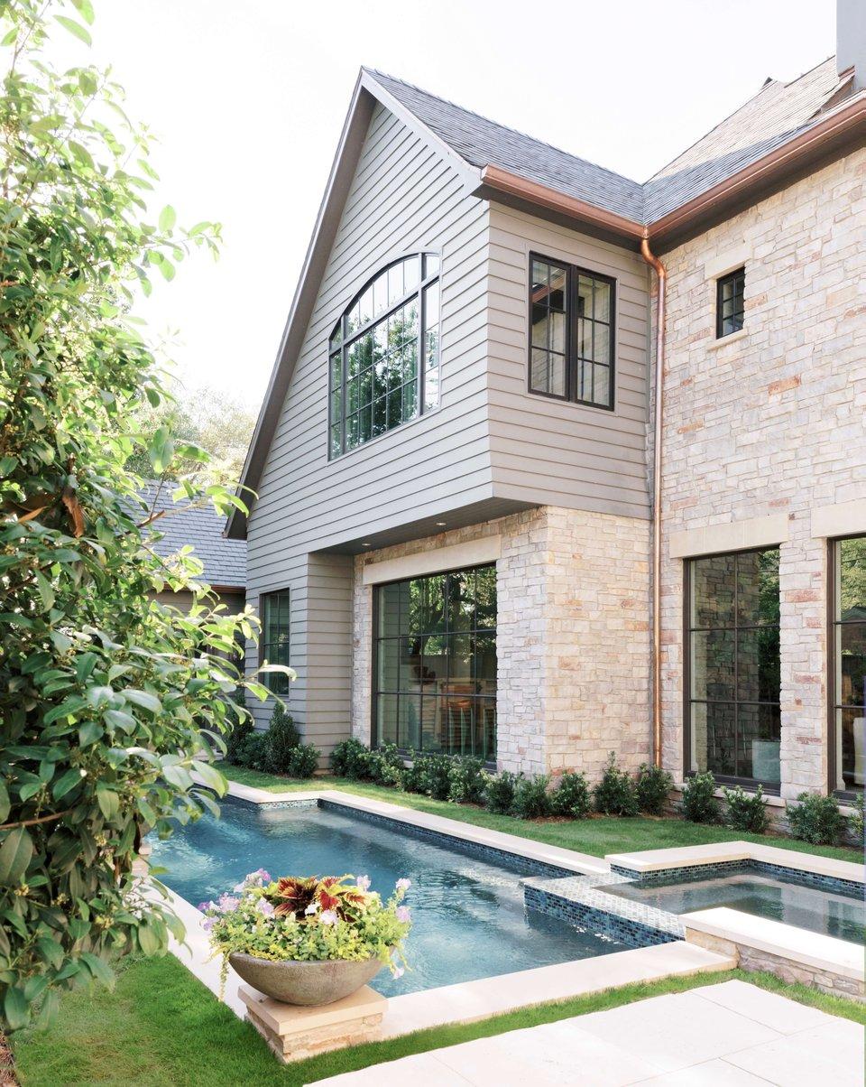 concrete fiber exterior home