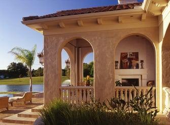 houston custom outdoor living balcony
