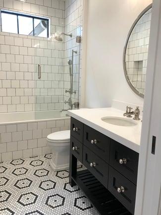 9 After - Bathroom