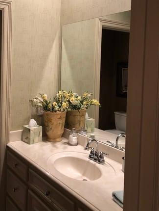 9 Before - Bathroom
