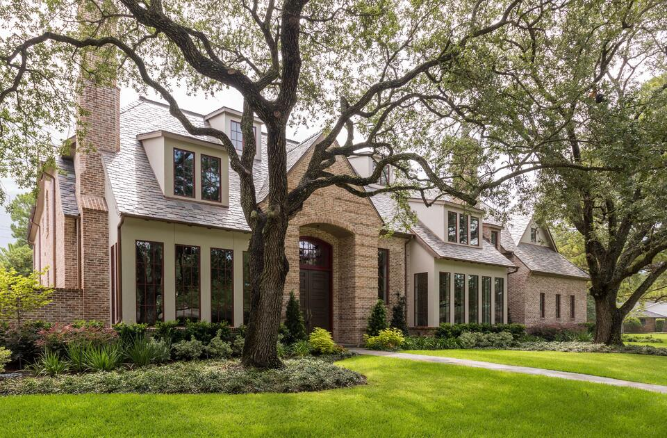 English Country Home Architectural style