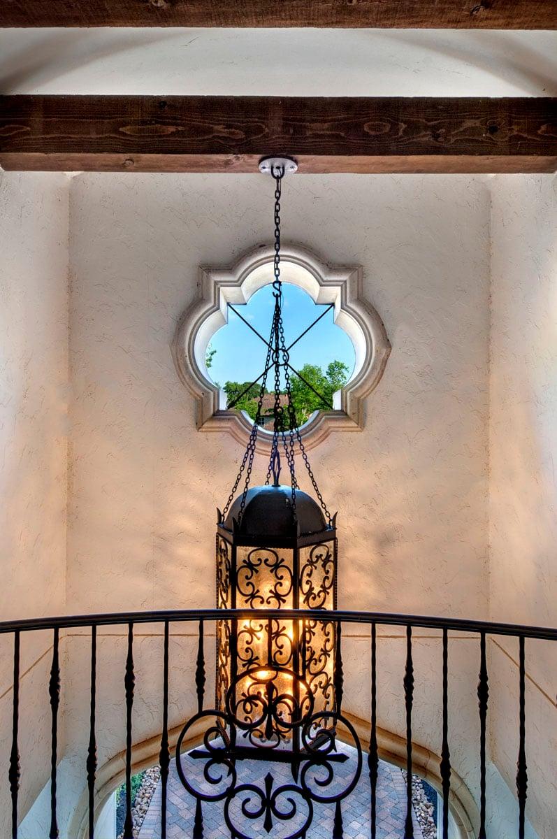 spanish mediterranean chandelier