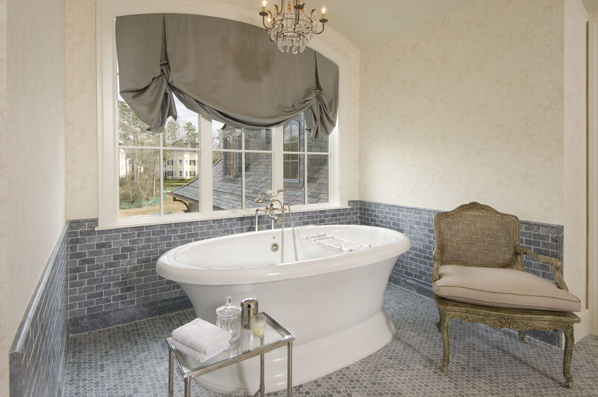french normandy soaker bathtub