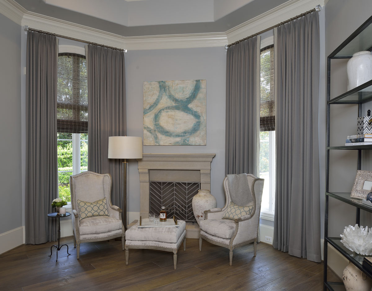 french manor interior seating