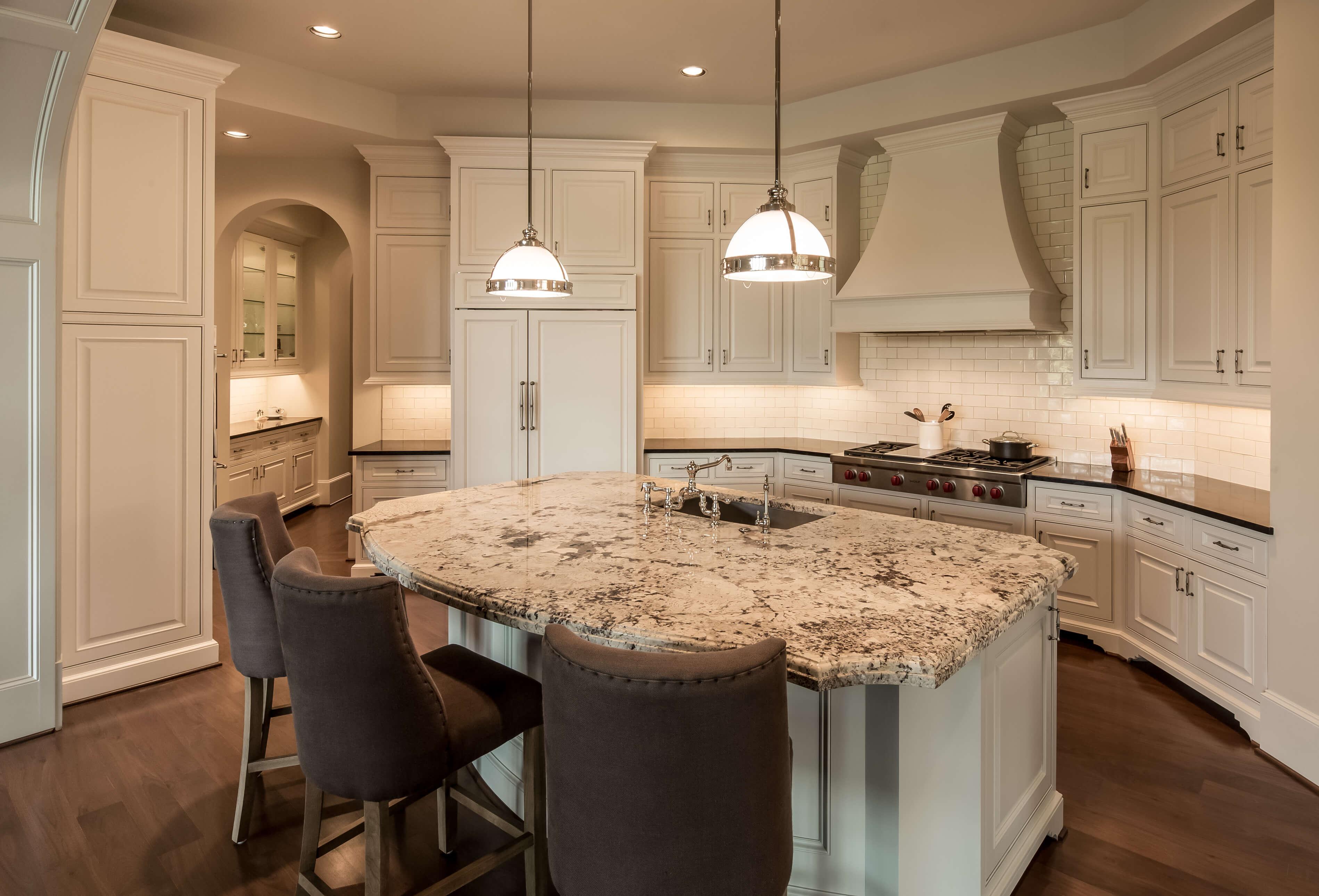 Granite countertop 1