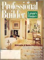professional builder luxury homes