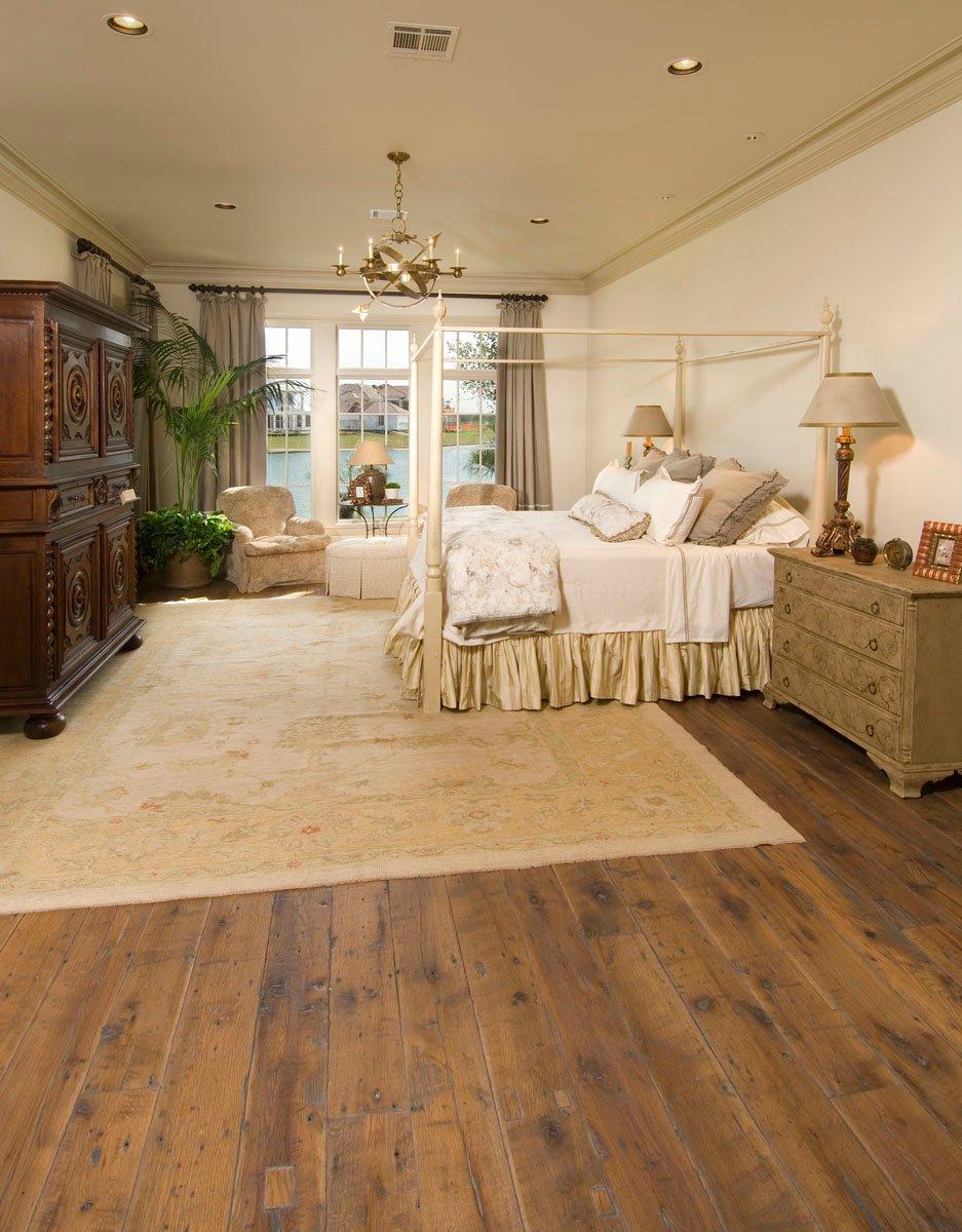custom louisiana acadian bedroom