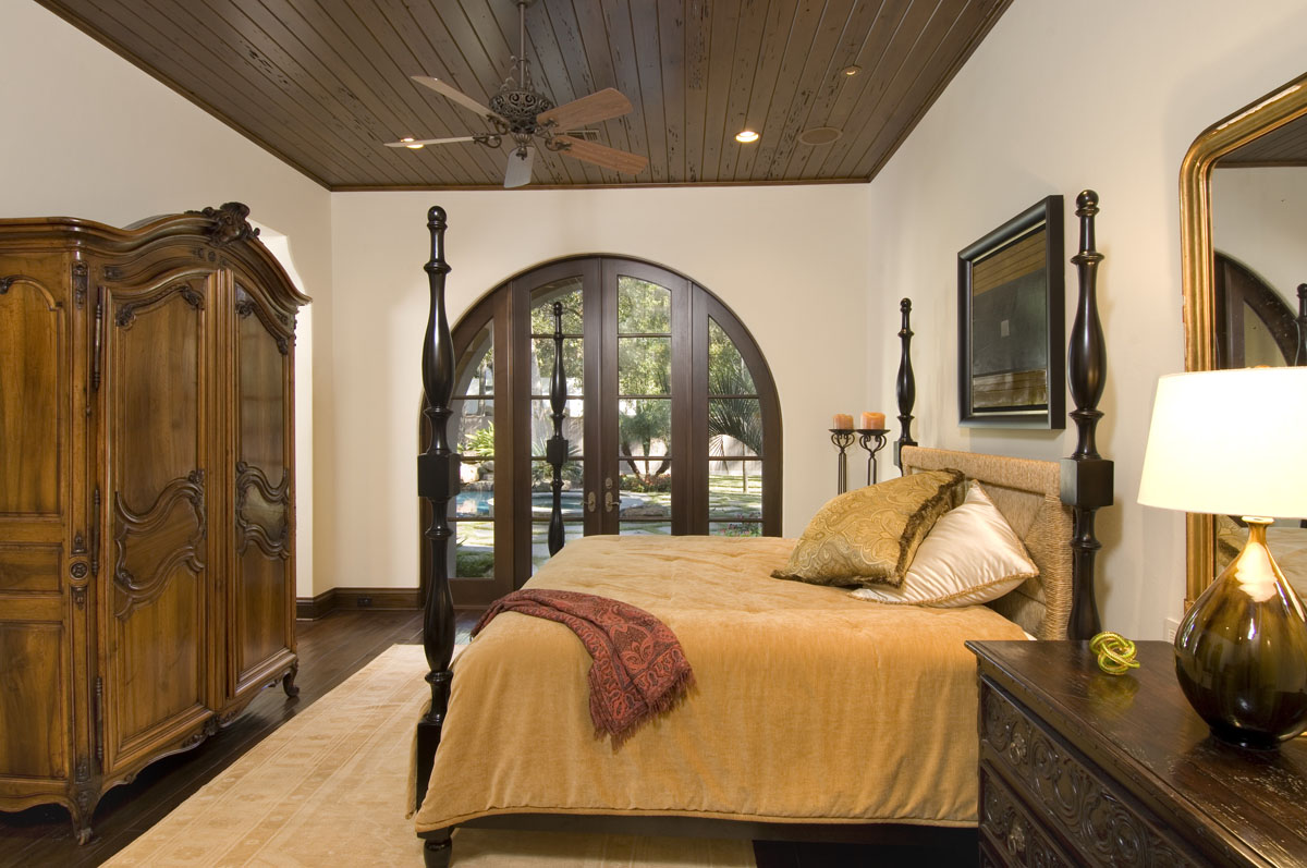 spanish colonial bedroom