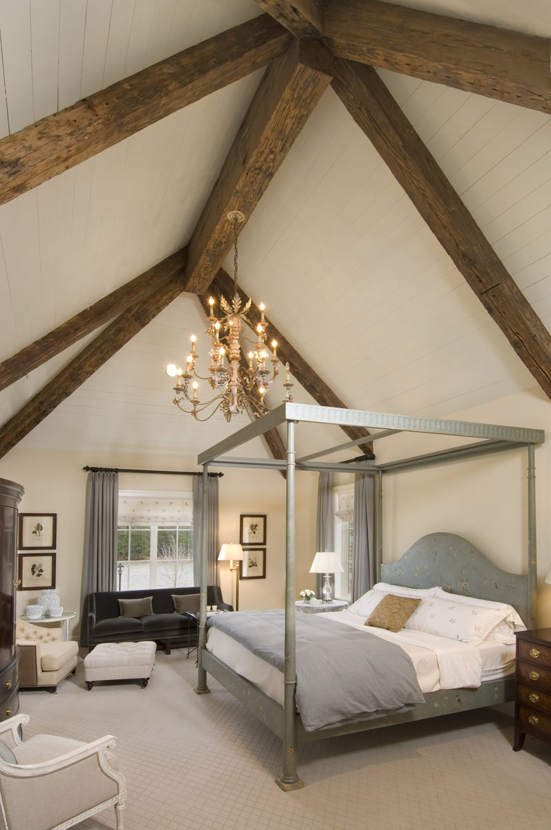 french normandy bedroom