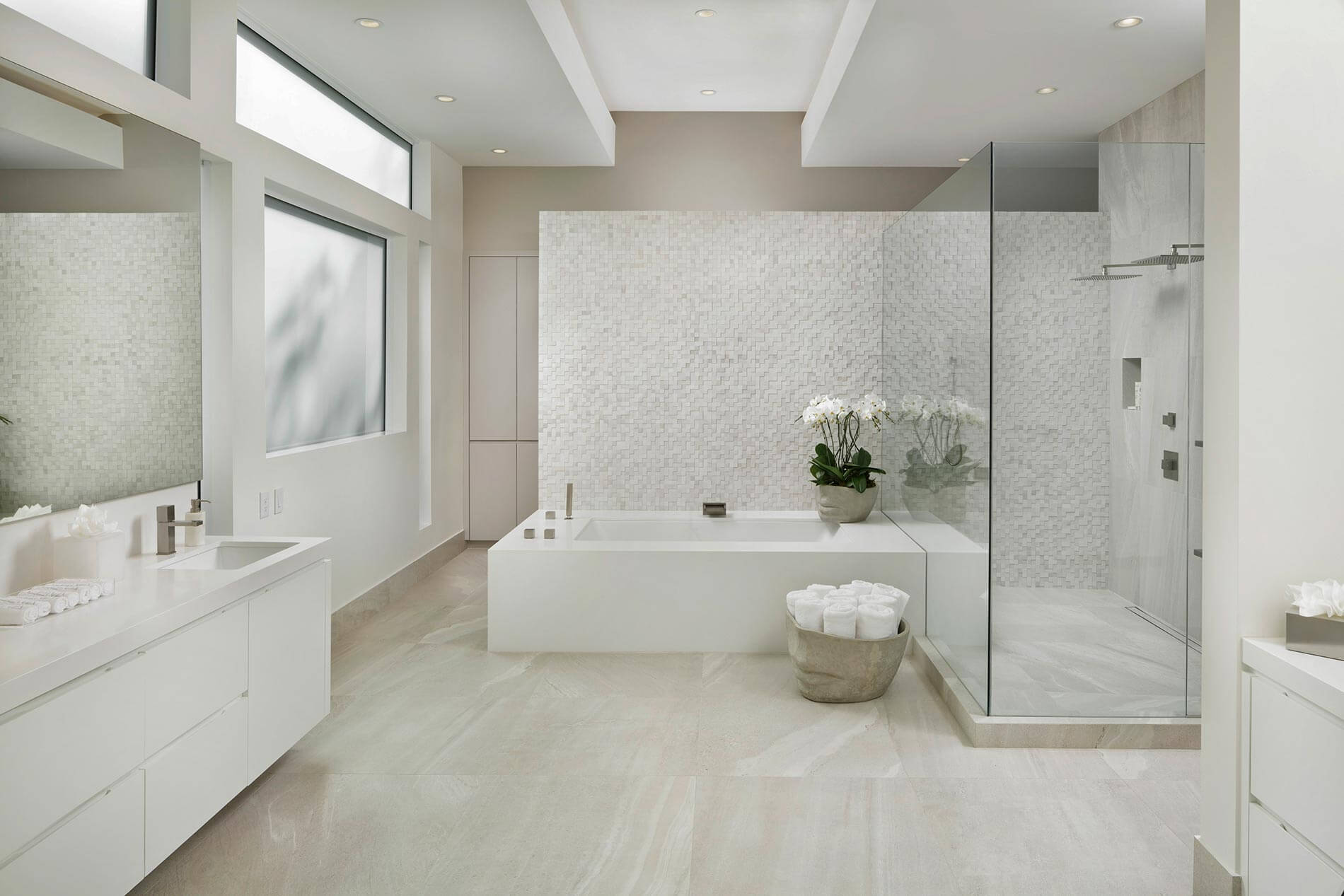 bathroom modern home