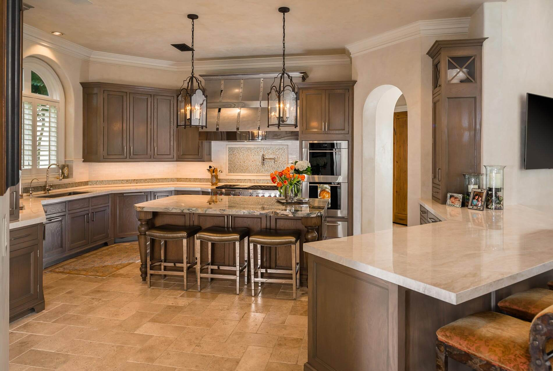 sims custom kitchen