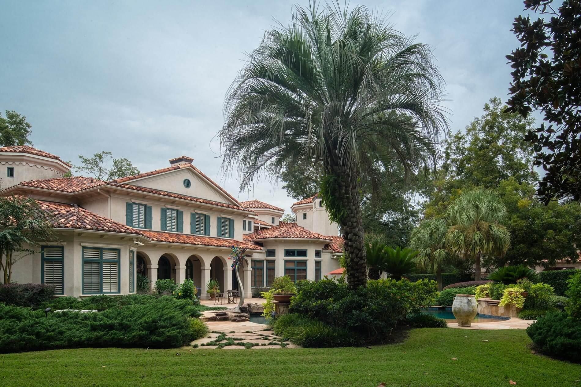 sims Italian manor