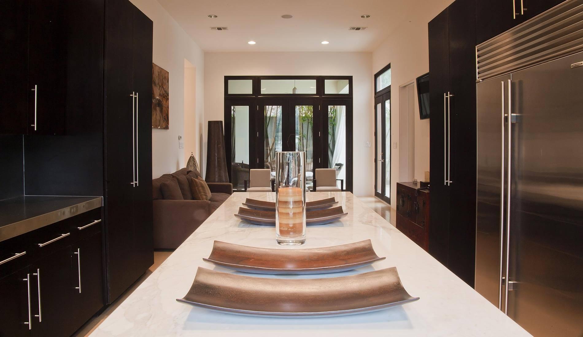 custom kitchen design houston