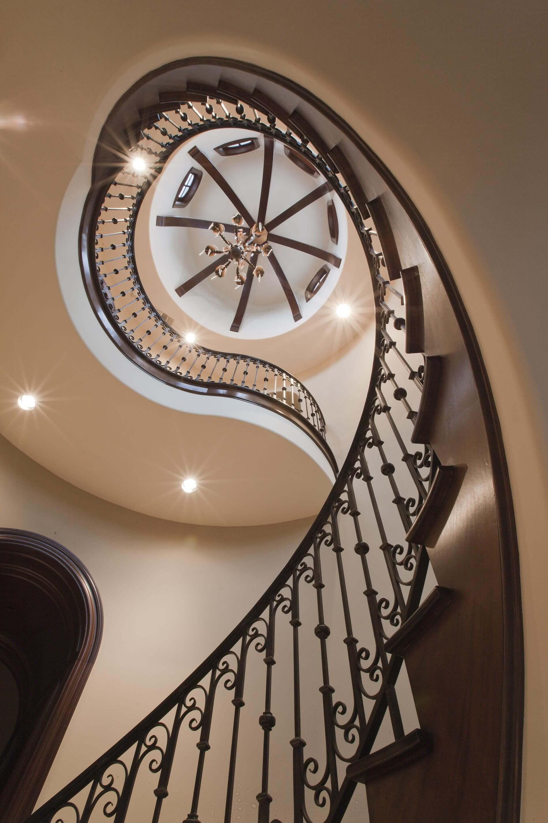 grand staircase houston