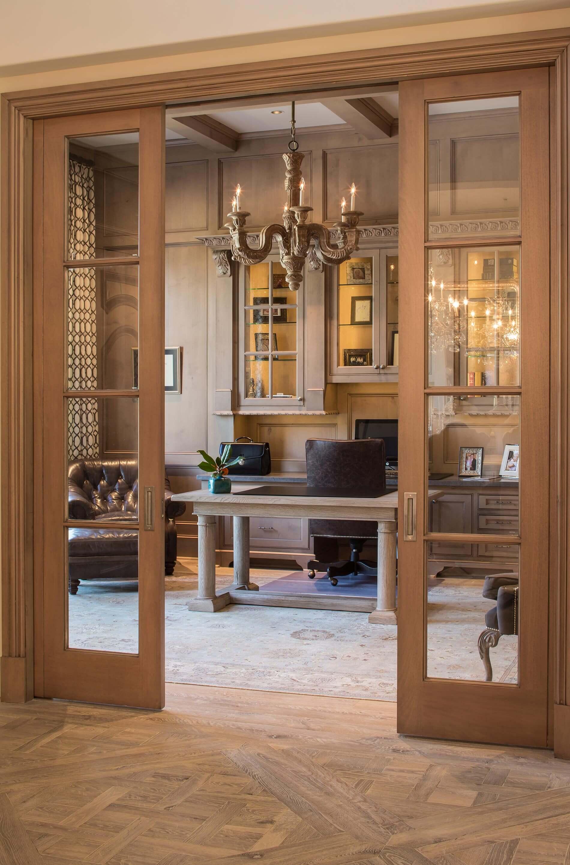 grand entry doorway design houston