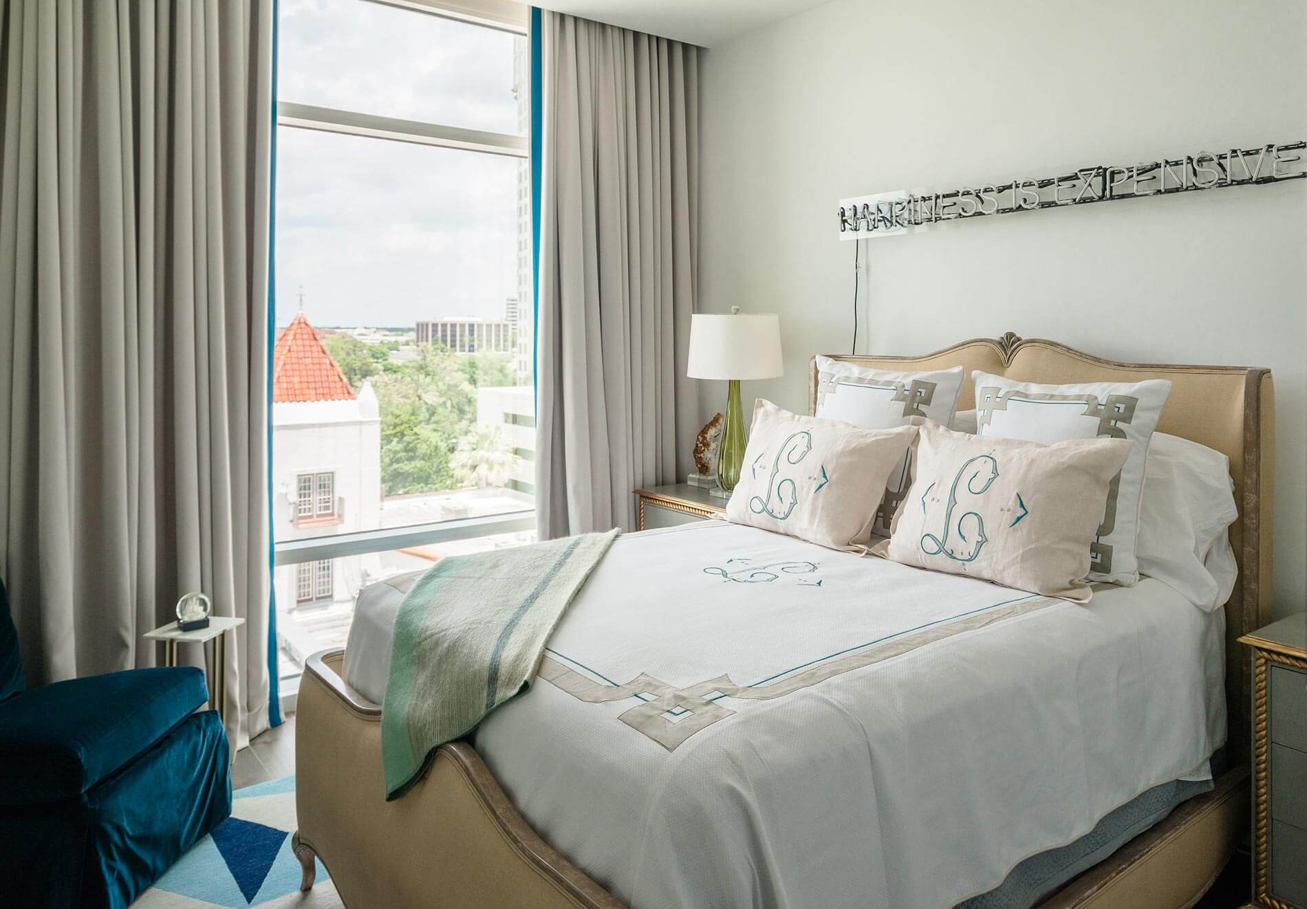 sims bedroom styling condo