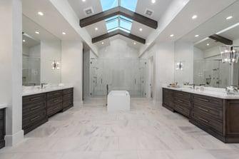 english country manor bathroom