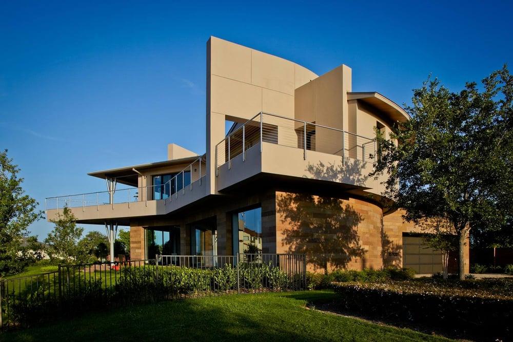 custom homebuilders modern