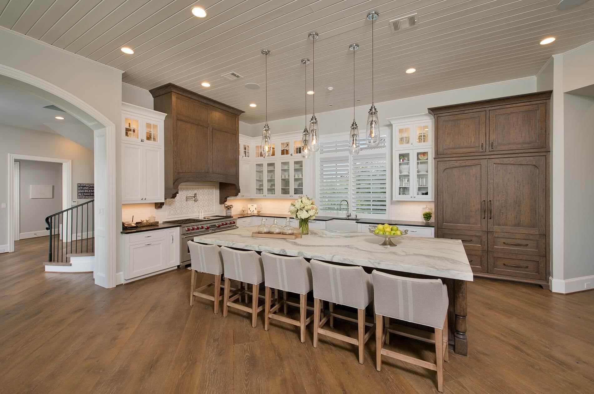 Kitchen french country
