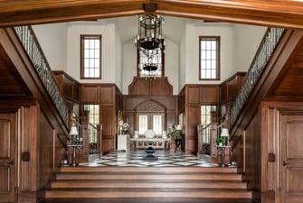 sims english staircase
