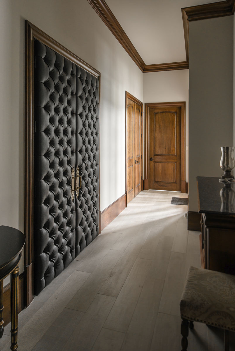 english tudor hallway