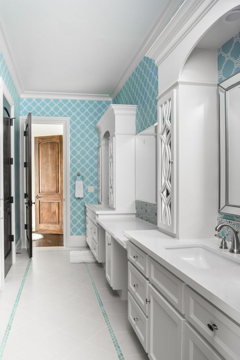 english tudor bathroom