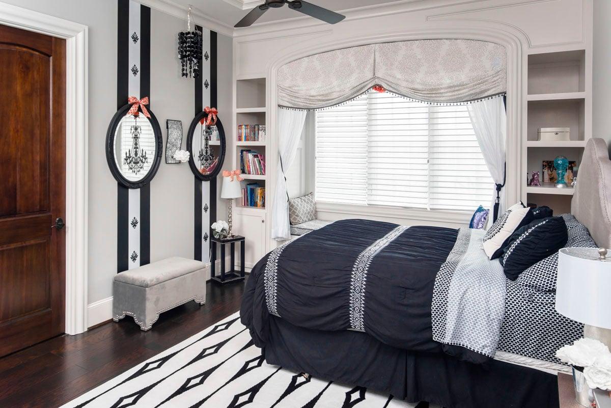 english tudor bedroom