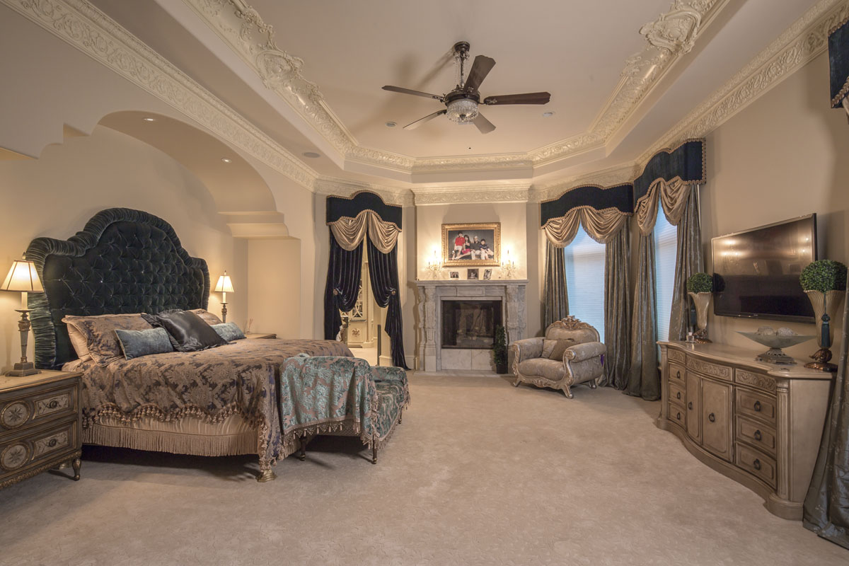 saddlebrook mediterranean bedroom