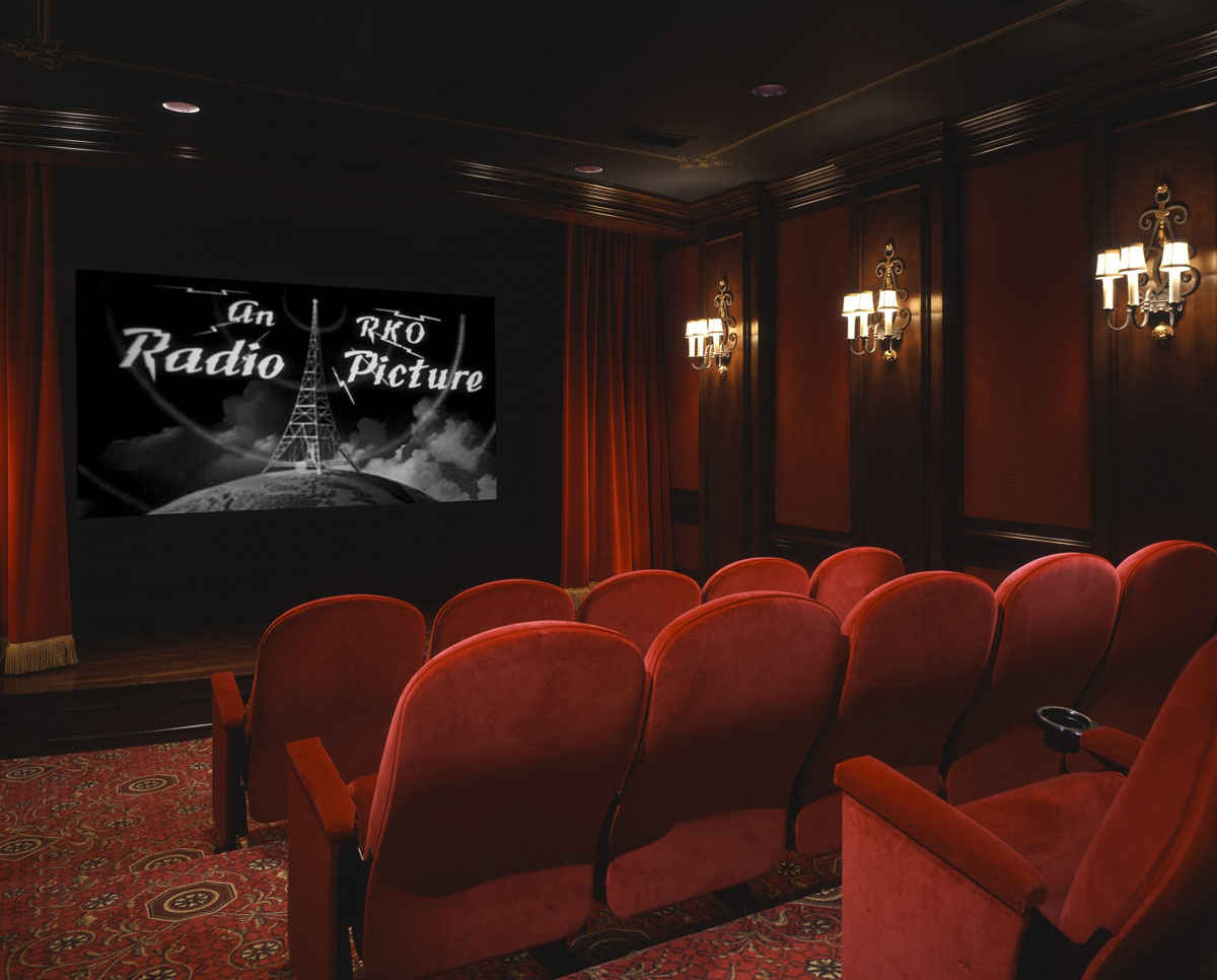 french chateau theater