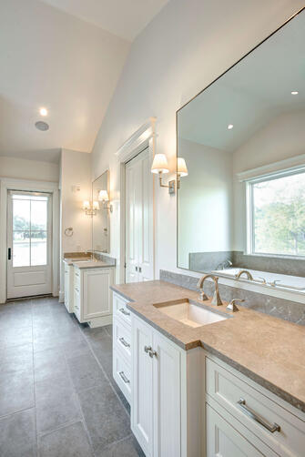 leed platinum bathroom