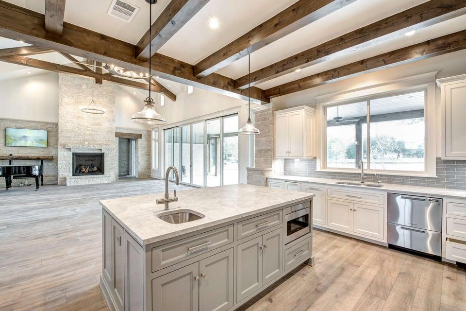leed platinum kitchen