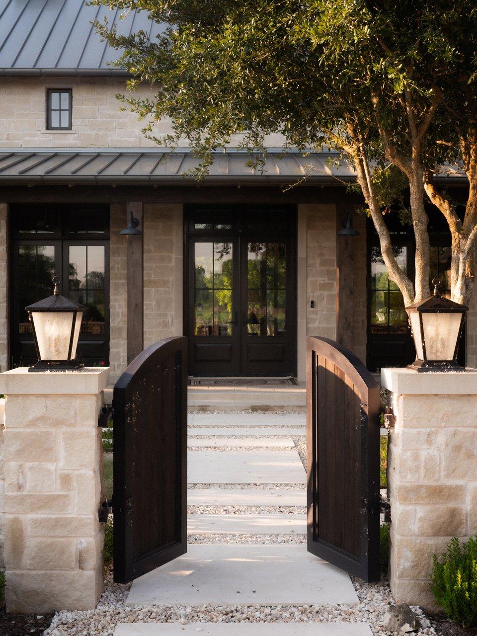 leed platinum front gate