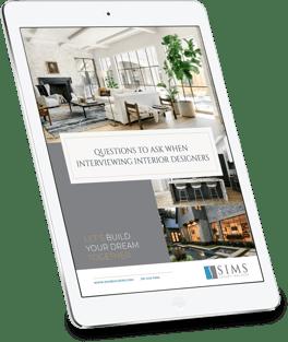 questions for interior designers_ipad
