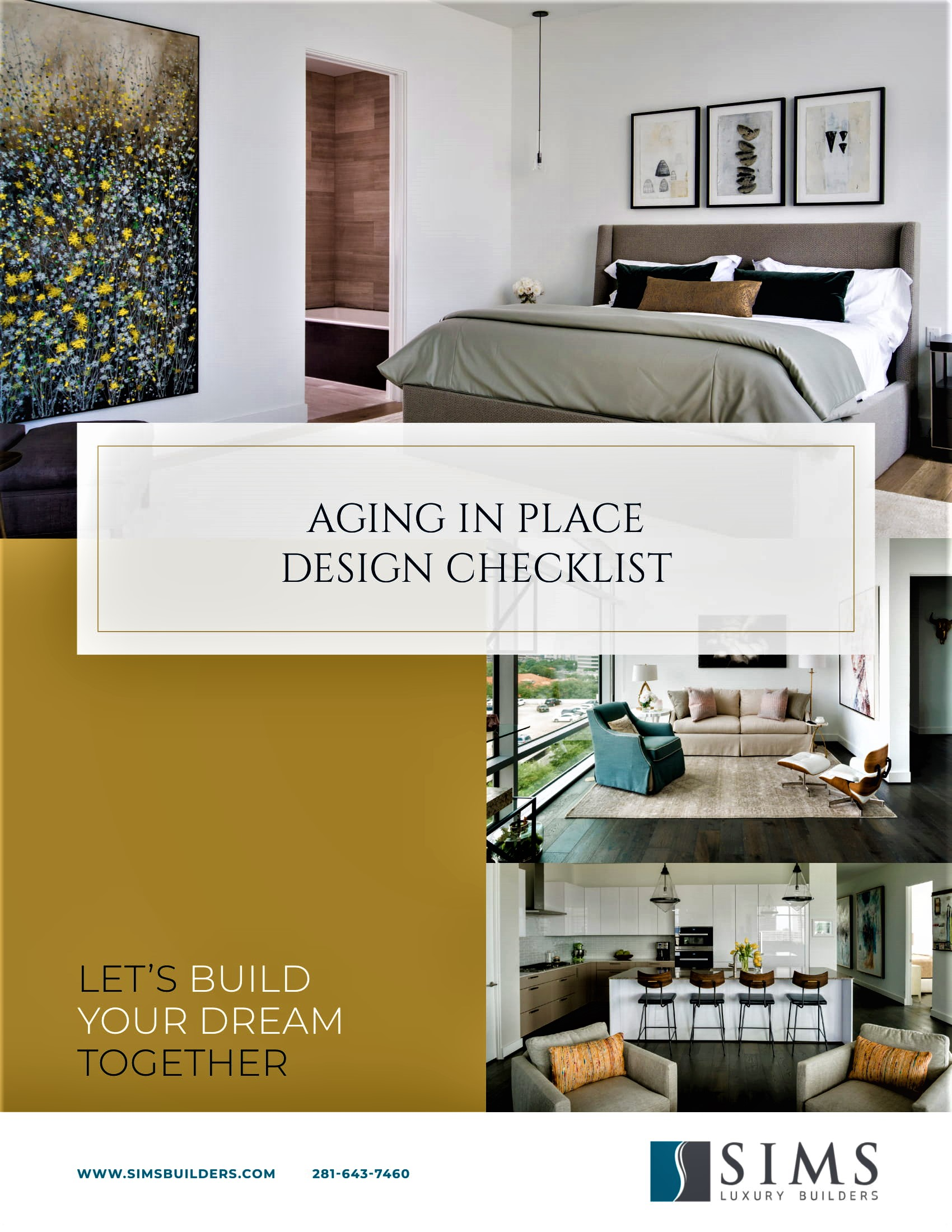Aging in Place Design Checklist Resource Cover