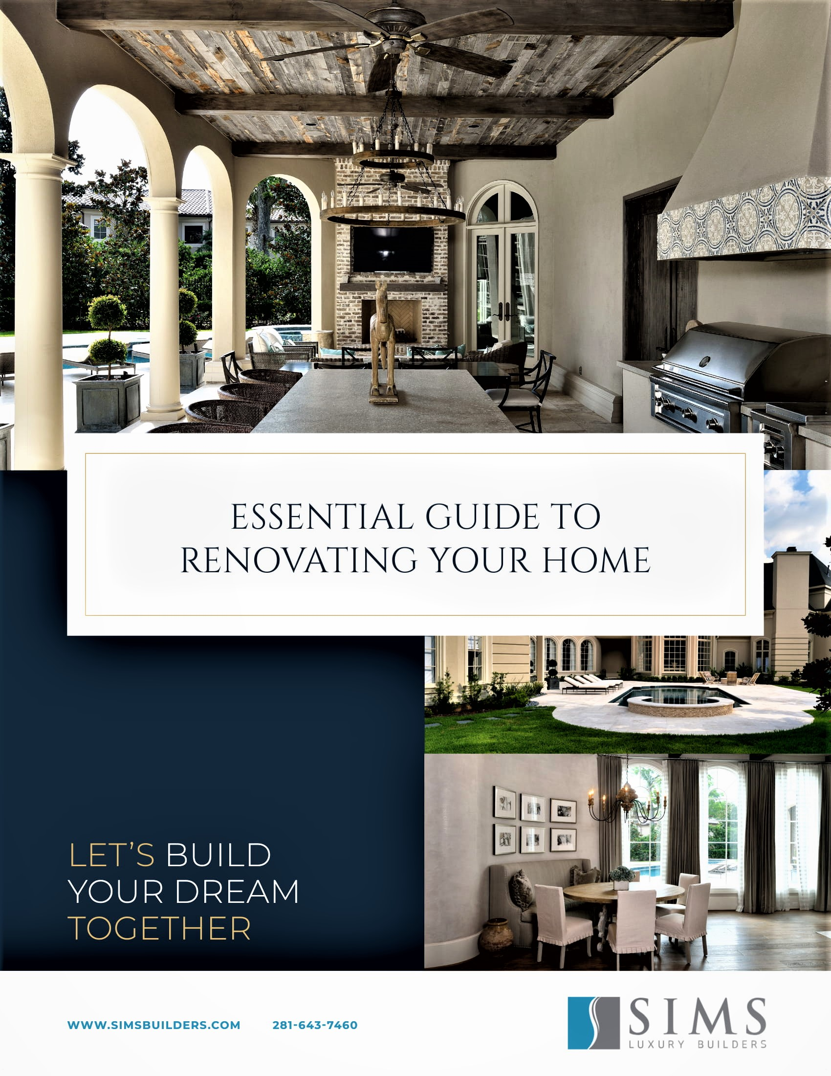 Essential Guide to Renovating Your Home Resource Cover