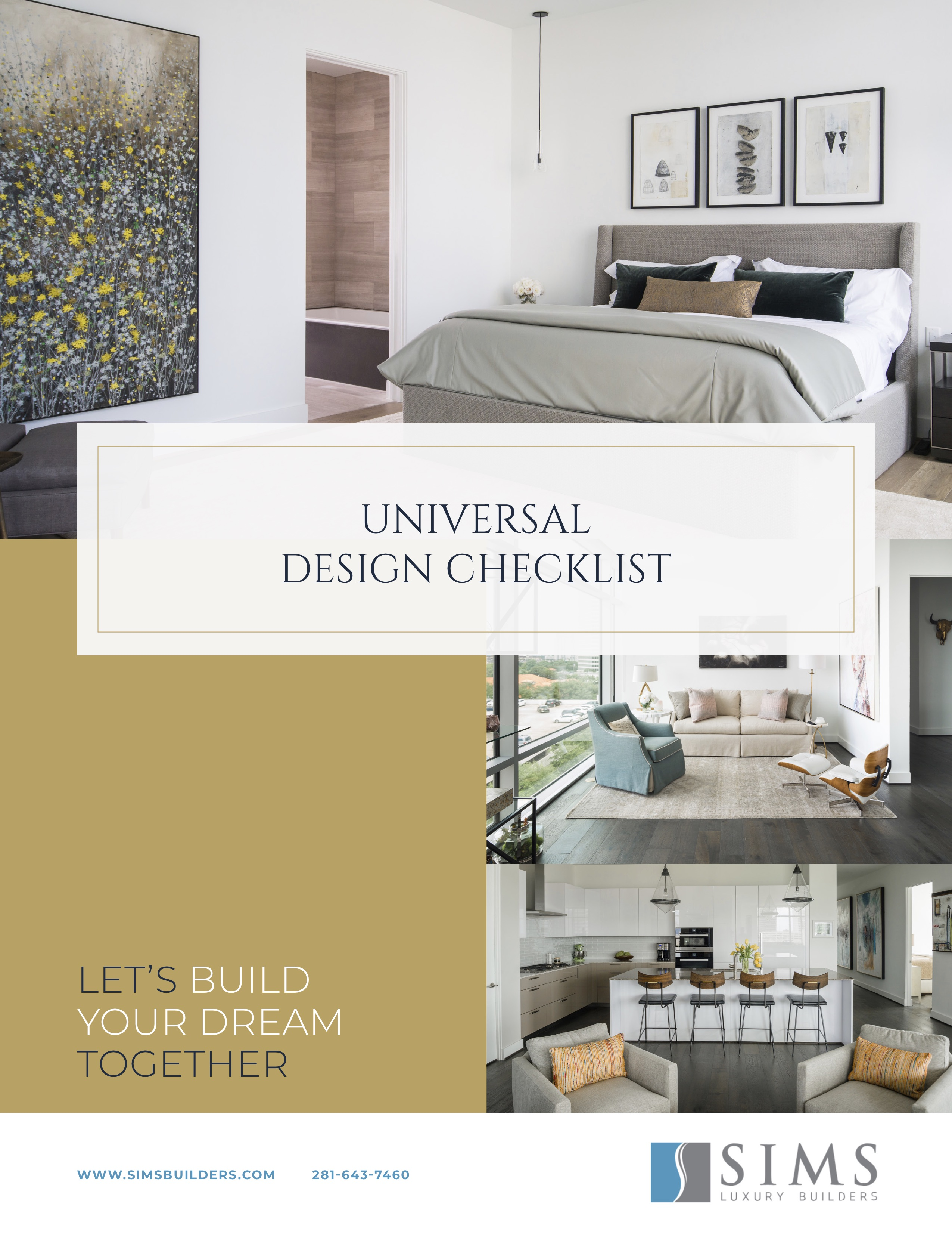 Universal Design Checklist Cover